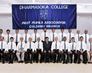 DCPPA-Colombo Branch Executive Committee - 2014